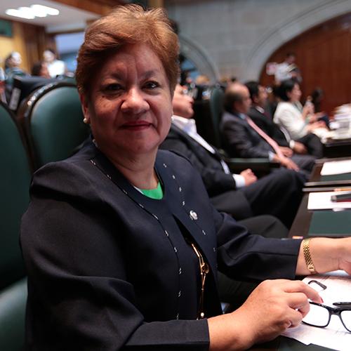 Martha María del Carmen Delgado Hernández