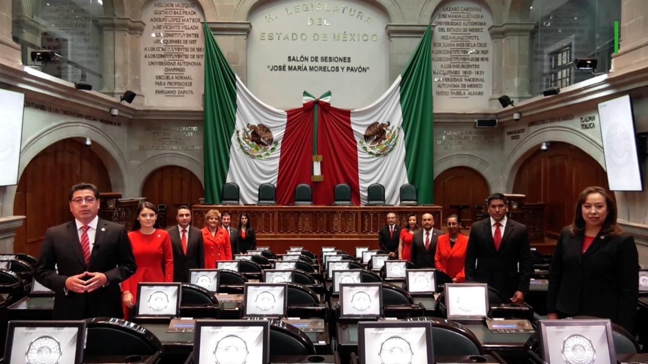 PRI PRESENTÓ 35 PROPUESTAS LEGISLATIVAS