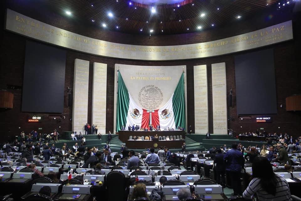 Asignan diputaciones plurinominales federales al Edomex