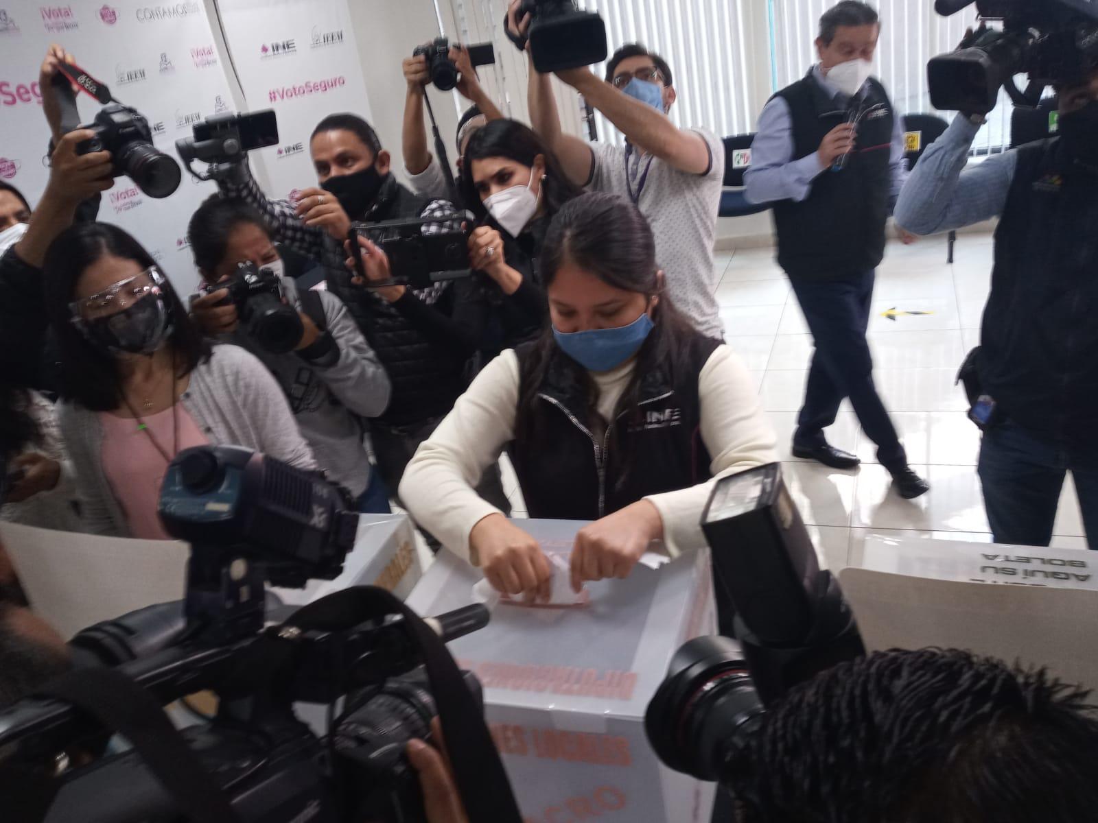 FIRMES RESULTADOS ELECTORALES SÓLO EN 42 MUNICIPIOS
