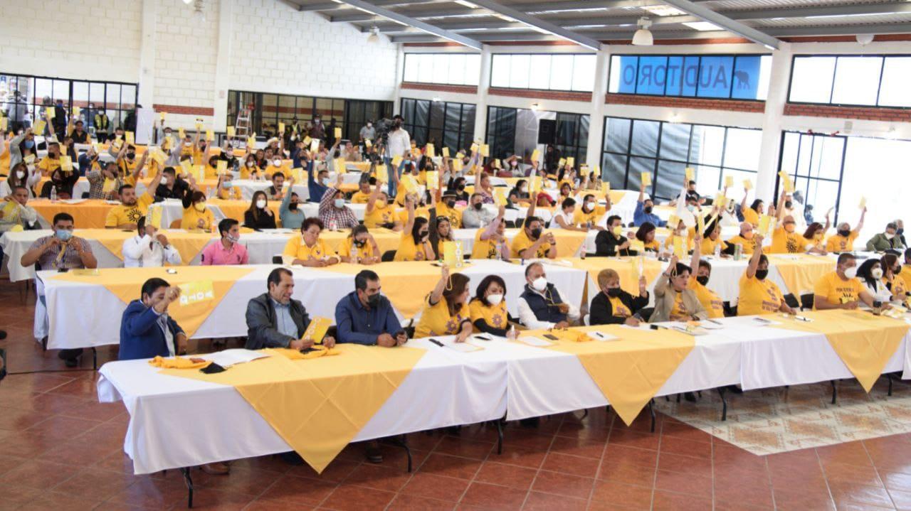 Evaluará PRD Edomex a su dirigente, a través de comisión plural