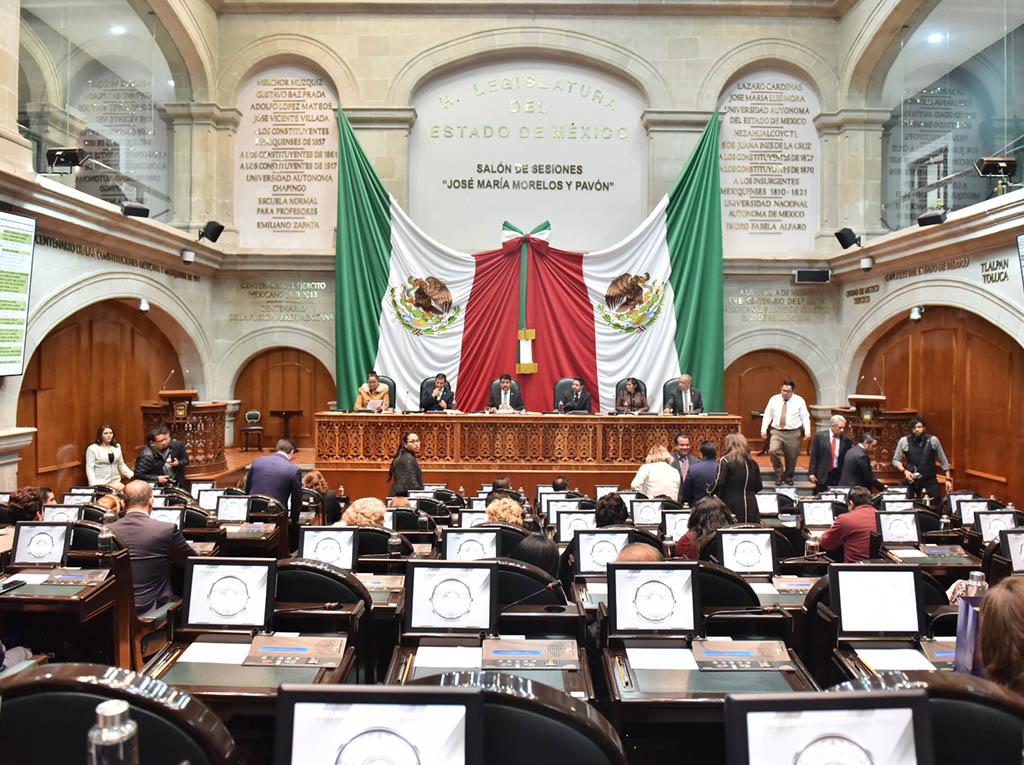 Convocará Legislatura a elecciones extraordinarias en Nextlalpan
