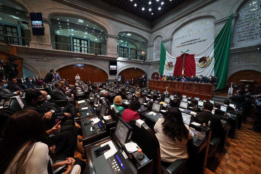 PERFIL DE LA 61 LEGISLATURA MEXIQUENSE